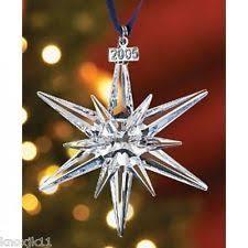 2005 swarovski snowflake ebay