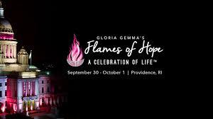 spirit halloween warwick ri gloria gemma flames of hope weekend ignite providence