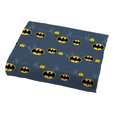 amazon com warner bros batman guardian speed microfiber sheet set