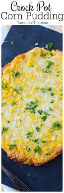 cooker crock pot corn pudding recipe tammilee tips