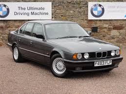 used bmw e34 5 series 89 96 cars for sale with pistonheads