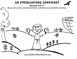 an everlasting covenant u201d sunday lesson genesis 9 8 17