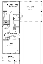 Double Bedroom Independent House Plans One Bedroom House Plan When The Kids Leave I Would Screen In The
