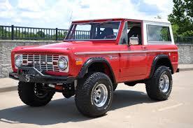 1971 ford bronco 4x4