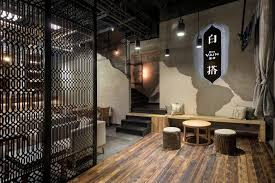 chinese interior design en vain baijiu bar by united design practice beijing china