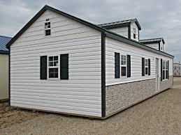 Barn Building Cost Estimator 16 X 40 Deluxe Ozark Cabin Sunrise Buildings