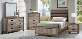 matteo panel youth bedroom set crown furniture furniture cart
