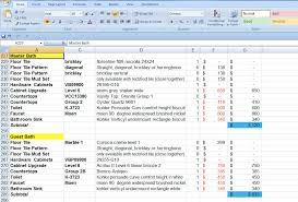 Good Spreadsheet Bathroom Renovation Spreadsheet Moncler Factory Outlets Com