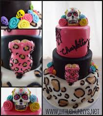 dia de los muertos cake day of the dead cake skulls roses