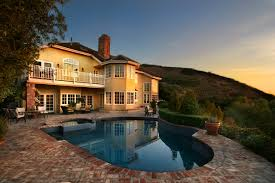 Mansion Design by Photo Usa Pools Laguna Beach Mansion Evening Cities Houses Design
