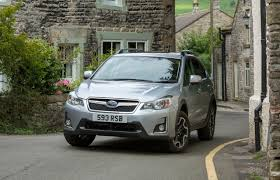 lifted subaru xv subaru xv review ben collins test drive