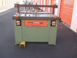 Woodworking Machinery Auction by Woodworking Machinery Auction