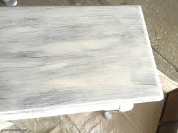 White Foyer Table Foyer Table Makeover With White Clay Paint Painting 2