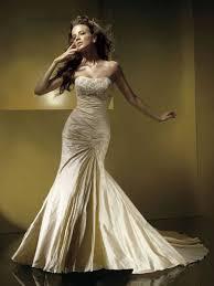 custom made wedding dresses uk custom made mermaid strapless wrinkles taffeta chapel