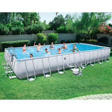 Intex 12x30 Pool Bestway 31 3 U0027x16 U0027x52