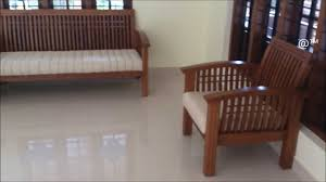 Wooden Dining Table Designs Kerala Wood Furniture Designs Sala Set Video And Photos