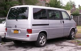vw minivan 1970 of wny 2000 volkswagen eurovan