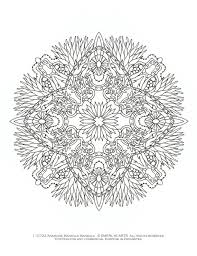 complex abstract coloring pages printable free complex abstract