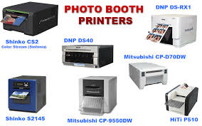 photo booth printer photo booth printers