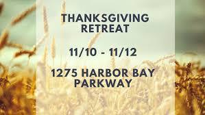 thanksgiving retreat igsm berkeley