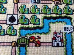 Super Mario Bros 3 Maps Look A Distraction Super Mario Bros 3 World 1 Map