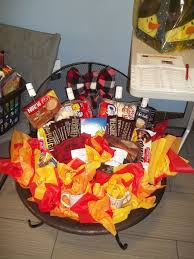 ideas for raffle baskets awesome pit gift ideas raffle basket pit basket