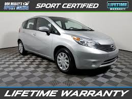 nissan versa reviews 2016 used 2016 nissan versa note sv 4d hatchback in orlando zr358108