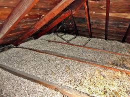 installed zonolite attic insulation zonolite vermiculite i u2026 flickr