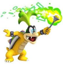 morton koopa jr characters u0026 art super smash bros 3ds