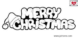 Merry Christmas Printable Coloring Pages Merry Christmas And Merry Coloring Pages Printable