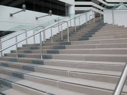 precast concrete stair treads and landings buildings education