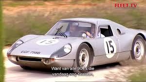 porsche 904 classic car porsche 904 fleet tv seizoen 15 youtube
