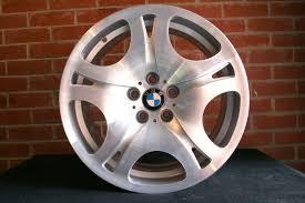 1 x genuine original bmw 6 series e63 e64 19 u0026 034 alloy wheel