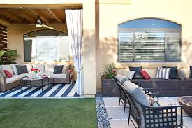Low Maintenance Backyard Design Ideas The Home Depot - Backyard design idea