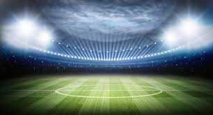 how tall are football stadium lights openair football stadium lights shining light shine open air
