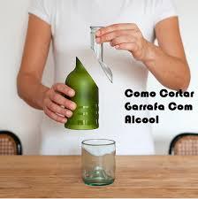 Fabuloso Como Cortar Garrafa De Vidro Com Alcool e Barbante - YouTube &SR85