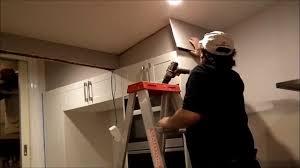 plastering fiddly plastering around kitchen cupboards youtube