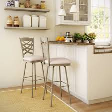 kitchen island chairs with backs kitchen bar stools counter height swivel with backless inch wood