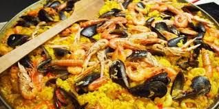 cuisine traditionnelle espagnole paëlla royale la vraie recette espagnole de valenciana
