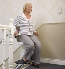 homeglide stairlift for straight stairs dolphinliftskent com