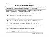 context clues worksheets 4th grade worksheets u2013 guillermotull com