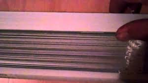 Home Decorators Collection Blinds Installation by How To Install Window Blinds Youtube