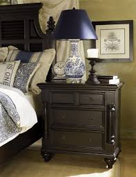British Colonial Bedroom Furniture Kingstown Stony Point Night Stand Lexington Home Brands