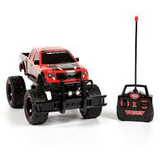 monster truck race track toys ford f 150 svt raptor 1 14 rc monster truck walmart com