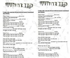 coldplay what if worksheet what if by coldplay with video