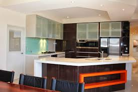 furniture modern kitchen with lafata cabinets with white