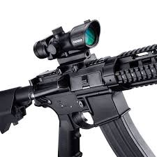 hunting lights for ar 15 4x32mm ar 15 m 16 electro sight tactical scope by barska barska com