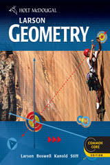 holt mcdougal larson geometry common core chapter resource book w