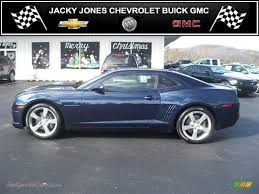 2010 chevy camaro rs for sale 2010 chevrolet camaro ss rs coupe in imperial blue metallic
