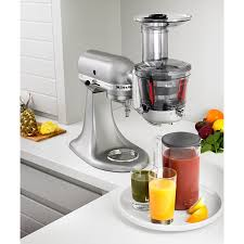 Kitechaid Kitchen Aid Juicer U0026 Sauce Attachment For All Home Stand Mixers